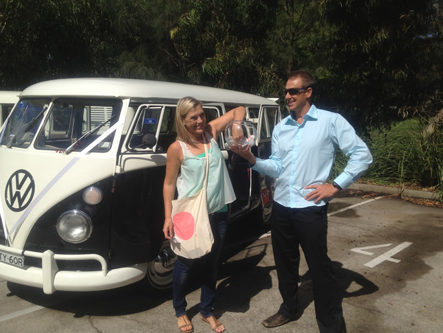 One Fine Day - Kombi Van Hire