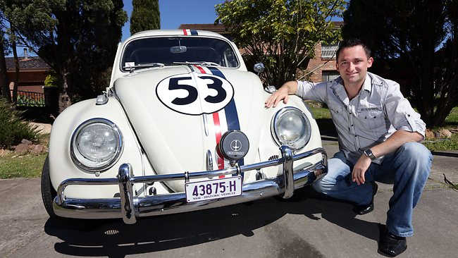 Herbie-VW-Beetle